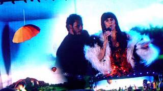 Cher - The Shoop Shoop Song, Anji Arena (01.06.2013)