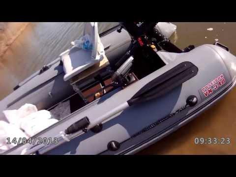 лодка викинг сборка видео