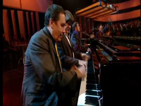 Boogie Woogie : Axel Zwingenberger, Ben Waters, Charlie Watts, Dave Green And Jools Holland video
