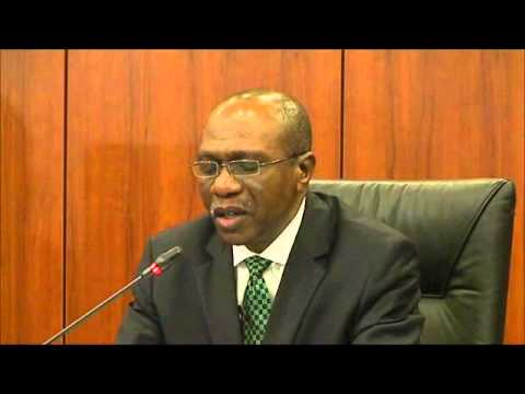 World Press Conference by the Governor, Central Bank of Nigeria, Mr. Godwin Emefiele on June 5, 2014