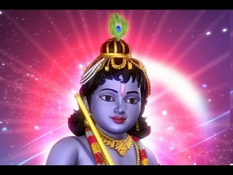 Tharangam Tharangam - 2  - 3d Animation Krishna Songs For Kids ( Telugu Rhymes ) video