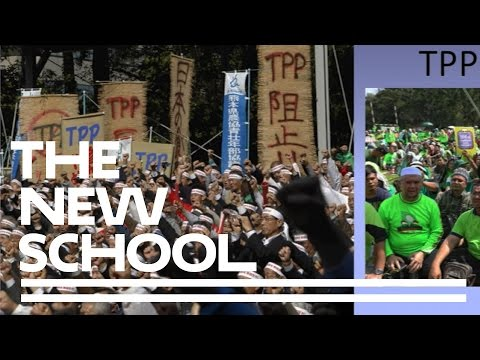 Rules, Rights and Resistance - The Battle Over TPP and TTIP: Framing I The New School