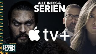 Apple TV Plus: Serien, Preise & Starttermin | Apple TV+ | SerienFlash