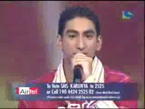 Youtube- Indian Idol  Sony Tv  Afreen Afreen  New Star  Mast Hq Song .wmv video