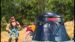 1985 Air Defense, Cobra Bunker and Check Point Alpha with small kids