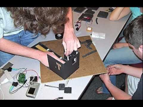 Boston University College of Engineering Nanosatellite Program Part 1