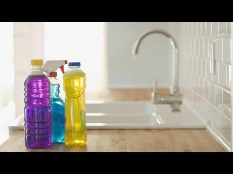 Fabrica��o de Produtos de Limpeza - Como Fazer Detergente