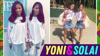 Yoni & Solai ✨ The Wicker Twinz 💕 Instagram Dance Stars Compilation
