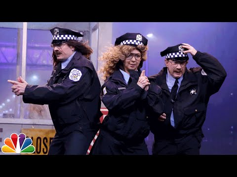 The Windy City Blue with Maya Rudolph and Martin Short