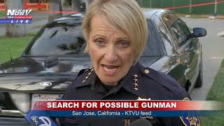 SHELTERS-IN-PLACE: Police in northern California doing campus search