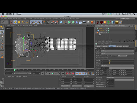 Transform: C4D Plugin Review/Tutorial