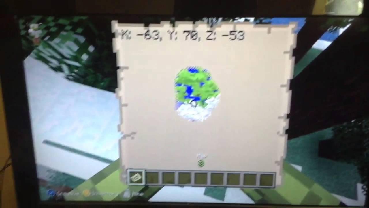 Xbox 360 Minecraft Seeds Herobrine Weird herobrine seed m...