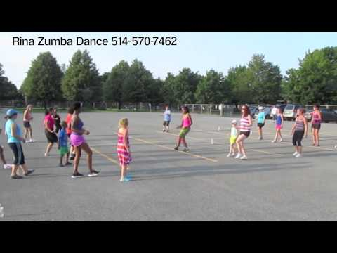Cours De Zumba (aerobics) à Chateauguay video