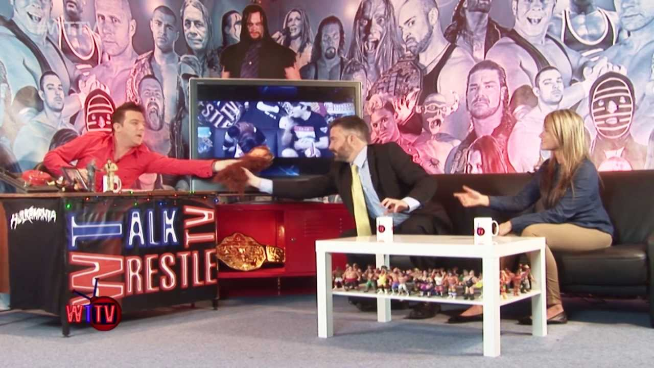 Watch Wrestle Talk TV - 03/08/15 - 8th March 2015 - HDTV ...