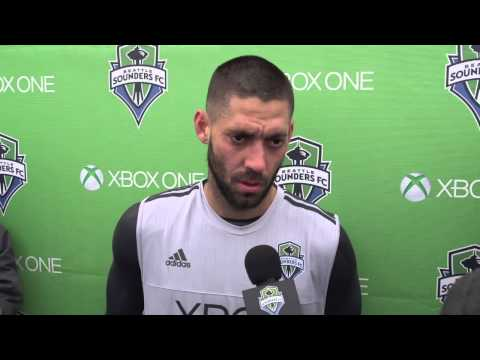 Interview: Clint Dempsey on facing POR & scoring on Timbers' Ghanaian keeper in World Cup