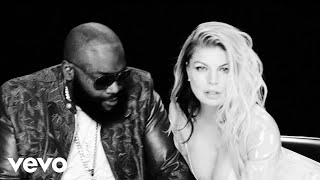Клип Fergie - Hungry ft. Rick Ross