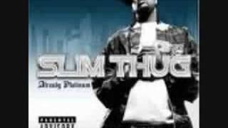 Watch Slim Thug Dedicate video