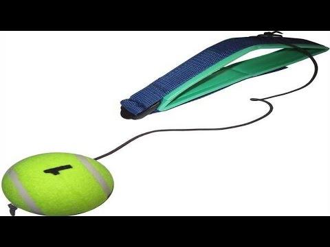 Как использовать теннисный мяч в боксе. | How to use a tennis ball in the box.