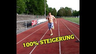In 2 Wochen AUSDAUER 100% steigern! - High Intensity Interval Training