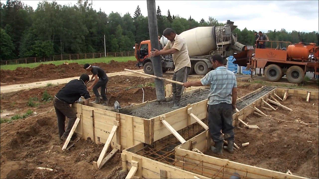 Этапы строительства частного дома своими руками 84