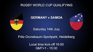 Германия : Самоа