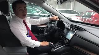 Hướng Dẫn Sử Dụng Hộp Số Tự Động Honda CRV 2019 Nhập Khẩu Mới. Cách xử lý khi hết bình