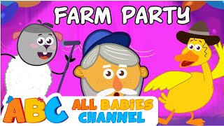 Old MacDonald Had a Farm | Animation English Nursery Rhymes Songs for Children