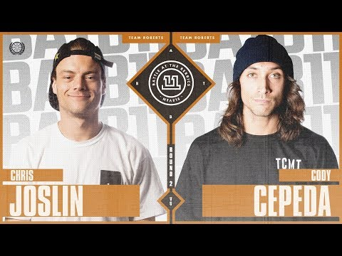 BATB 11 | Chris Joslin vs. Cody Cepeda - Round 2