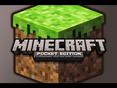 Minecraft Pocket Edition : Walkthrough / Review