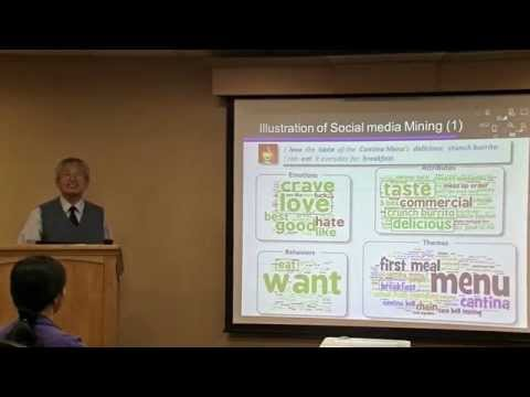 06_Social media big data mining for public opinions and sentiments