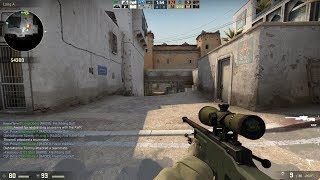 Counter-Strike: Global Offensive - DUST 2 2017 - Gameplay (PC HD) [1080p60FPS]