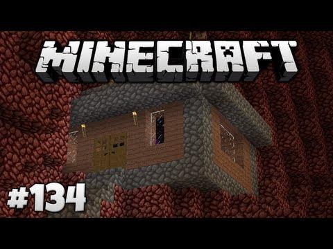 Weird Terrain Bug Survival In Minecraft 1.4.6 #134