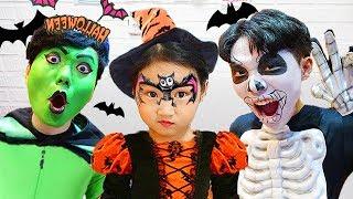 보람이의 주렁주렁 동물원 할로윈 파티 Kids Halloween Collection