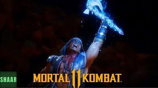 Mortal Kombat 11 - Nightwolf Victory Pose