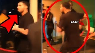 6IX9INE Fights Drake At McDonalds!