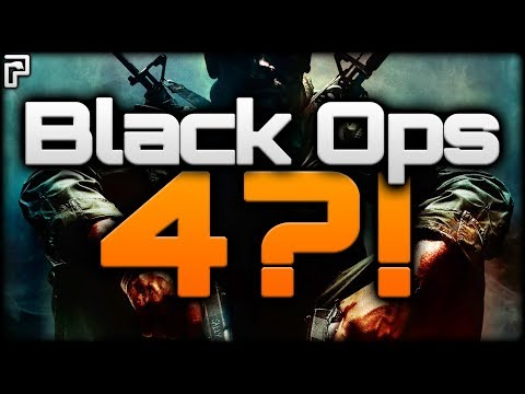 CALL OF DUTY BLACK OPS 4 FOR 2018?! COD 2018 BO4 RUMOUR NEWS! (Python's Thoughts)