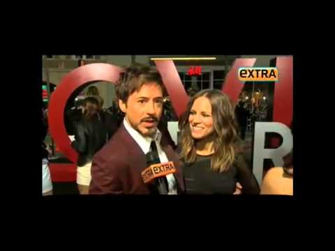 Robert Downey Jr. and Johnny Depp talk about each other