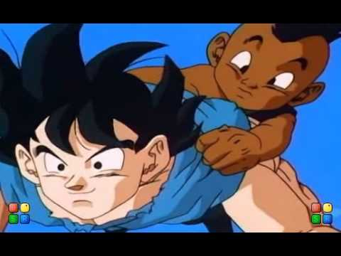 The ending of the Dragon Ball Z Series