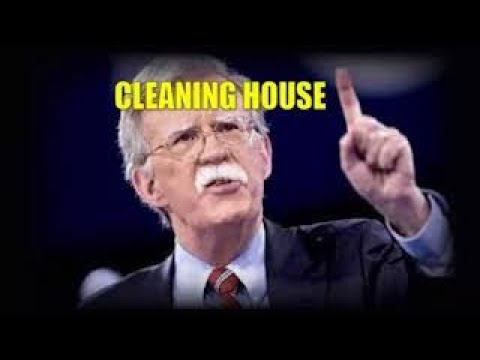 Bolton Just Kicked His First DEEP STATE Crony Out of the WH!
