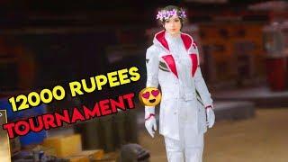 12000 Rupees Tournament | Pubg Mobile Live | Roasting Guru