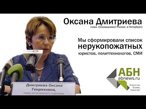 Олвина, Черные списки бывших адвокатов подавленность