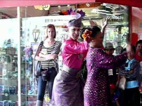 Malaysia - Traditional dance by MKLAG Menara KL Performing Arts Group