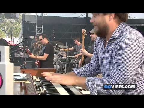 "Ryan Montbleau and Friends perform ""Honeymoon Eyes"" at Gathering of the Vibes Music Festival 2014"