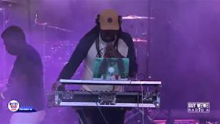 DJ TonyMix playing @ Ayiti Mizik Festival 5 jan 2019