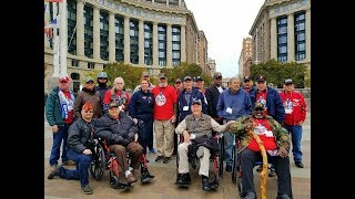 Twin Tiers Honor Flight - Mission 6 Homecoming