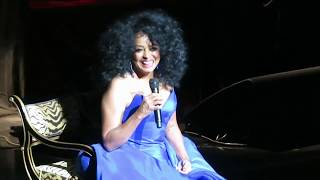 Diana Ross An Emotional Q A With Best Years Of My Life Nov 9 2018 Wynn Encore Las Vegas Nv
