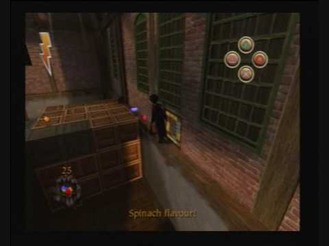 Harry Potter and the Philosopher's Stone PS2 Walkthrough Part 2