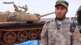 اشتباكات بين الجيش الوطني ومليشيات ببنغازي