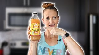 Does Apple Cider Vinegar help WEIGHT LOSS? PLUS more health benefits!