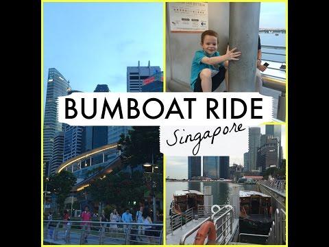 Bumboat River Tour, Singapore
